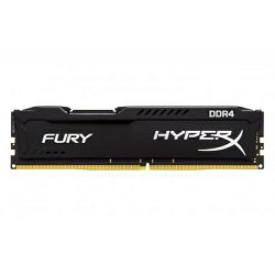 Memorija Kingston 4GB 2400MHz DDR4 Non-ECC CL17 DIMM 1Rx8, EAN: 740617259636