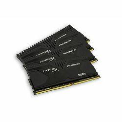 Memorija PC-17066, 16 GB, KINGSTON HX428C14PB2K4/16 XMP HyperX Predator, DDR4 2800MHz, kit 4x4GB