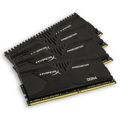 Memorija PC-17066, 32 GB, KINGSTON HX430C15PBK4/32 XMP HyperX Predator, DDR4 3000MHz, kit 4x8GB