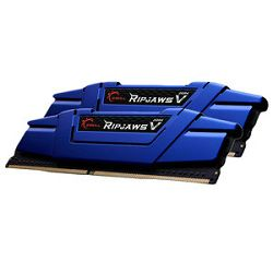 Memorija PC-19200, 16 GB, G.SKILL Ripjaws V series, F4-2400C15D-16GVB, DDR4 2400MHz, kit 2x8GB
