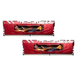 Memorija G.SKILL Ripjaws 4 series, 8 GB,F4-2400C15D-8GRR, DDR4 2400MHz, kit 2x4GB