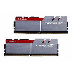 Memorija PC-22400, 16 GB, G.SKILL Trident Z series, F4-2800C15D-16GTZB, DDR4 2800MHz, kit 2x8GB