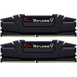 Memorija PC-24000, 16 GB, G.SKILL Ripjaws V Series, F4-3000C15D-16GVGB, DDR4 3000MHz, kit 2x8GB