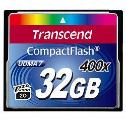 Memorijska kartica Compact Flash Transcend 32GB 400X