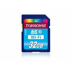 Memorijska kartica Transcend SD 32GB HC Wi-Fi Class 10
