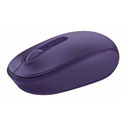 Miš Microsoft Wireless 1850 Purple, U7Z-00044