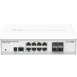 MikroTik Cloud Core Router Switch 8 Gig Ports 4 SFP