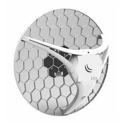 MikroTik (RBLHGR R11e-LTE6) 17dBi Dish Antena with LTE6 modem