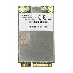 MikroTik Category 4 4G LTE miniPCI-e card