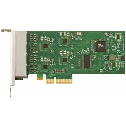 Mikrotik RB44GE PCI-Express 4-port Gigabit Ethernet card