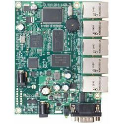 MikroTik RouterBOARD RB450 RouterOS Level 5