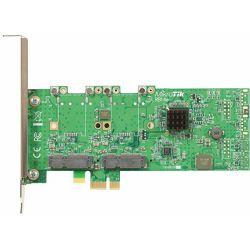 MikroTik PCI-E 4x slot mini PCIe adapter