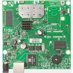 Mikrotik RouterBOARD 802.11b g n, RouterOS L3, 2xMMCX
