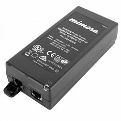 Mimosa Networks 56V Gigabit PoE Injector