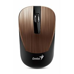 Bežični miš Genius NX 7015, čokoladno crna