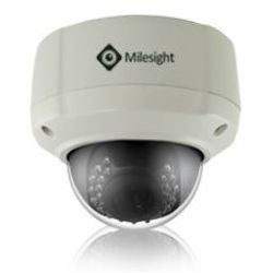 Milesight 2MP Vandal proof Pro Dome Starlight IP Camera