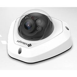 Milesight 2MP H.265 Vandal-Proof Mini Dome Starlight Camera