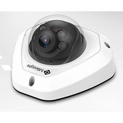 MILESIGHT 3MP Vandal Mini Dome IR IP Camera Ambarella DSP