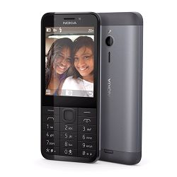 Mobitel Nokia 230 DS, tamno siva