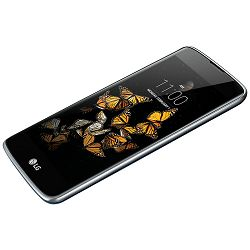 Mobitel LG K8 K350N, Dual SIM, crni