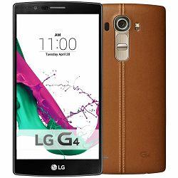 Mobitel LG G4 H815, smeđa koža