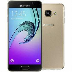 Mobitel Samsung Galaxy A310, zlatno žuti