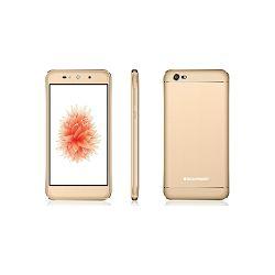 Smartphone Blaupunkt SL02, zlatno žuti