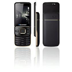 Mobitel Blaupunkt FM01 Slider, Dual SIM, crni