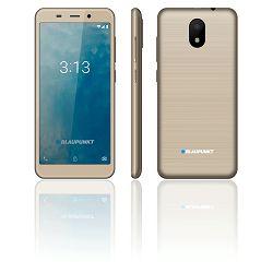 Mobitel Blaupunkt SM02, DualSIM, zlatno žuti