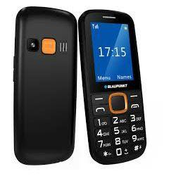Mobitel Blaupunkt BS04, crno-narančasti