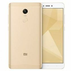 Mobitel Xiaomi Redmi NOTE 4X 16GB gold