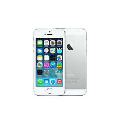 Mobilni telefon APPLE iPhone 5s, 16 GB, srebrni (me433cm)