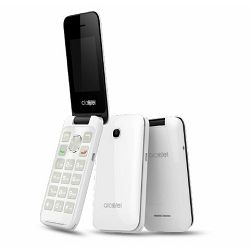 Mobitel Alcatel OT-2051D, bijeli