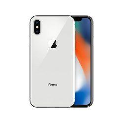 mqag2cn/a - Apple iPhone X 256GB Silver - 190198458452