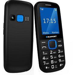 Mobitel Blaupunkt BS04, crno-plavi