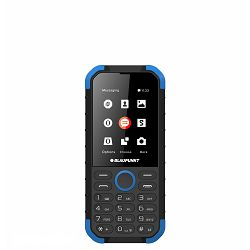 Mobitel Blaupunkt Sand, dual SIM, plavi