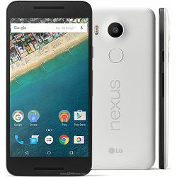 Mobitel LG Google Nexus 5X H791, 32GB, bijeli