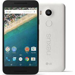 Mobitel LG Google Nexus 5X H791, bijeli