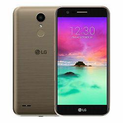 Mobitel LG K10 (2017), DualSIM, zlatno žuti