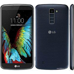Mobitel LG K10 K430, DualSIM, plavo-crni