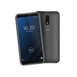 Mobitel NOA VIVO 4G, 5.45 IPS, QuadCore, 2GB/16GB, 5MP, DualSIM 4G, grey