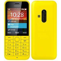 Mobitel Nokia 220 DS, žuti