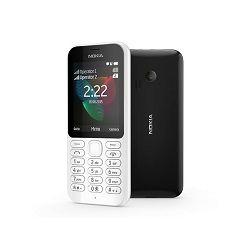 Mobitel Nokia 222 SS, bijeli