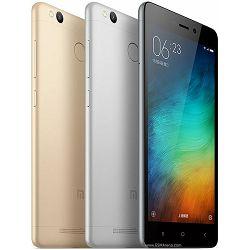 Mobitel Xiaomi Redmi 3S Prime, sivi