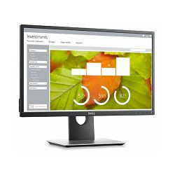 Monitor DELL Professional P2319H 23in, 1920 x 1080, FHD, IPS Antiglare, 16:9, 1000:1, 250 cd/m2, 8ms/5ms, 178/178, DP, HDMI, VGA, USB-B 3.0 up stream, 2x USB 3.0, 2x USB 2.0, Tilt, Swivel, Pivot, Heig