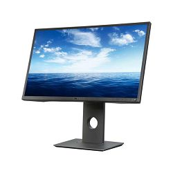Monitor DELL Professional P2417H 23.8, 1920 x 1080, FHD, IPS Antiglare, 16:9, 1000:1, 4000000:1, 250cd/m2, 6ms, 178/178, DP, HDMI, VGA, 2xUSB 2.0, 3xUSB 3.0, Tilt, Swivel, Pivot, Height Adjust, 3Y