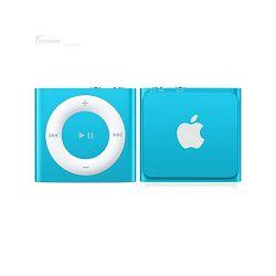 iPod shuffle 2gb blue - mkme2hc/a