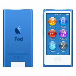 iPod nano 16gb blue - mkn02hc/a