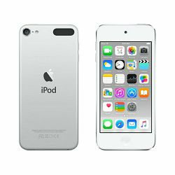 iPod touch 16gb white & silver - mkh42hc/a