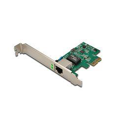 Mrež. kart. Digitus Gigabit Ethernet, PCI-E x1